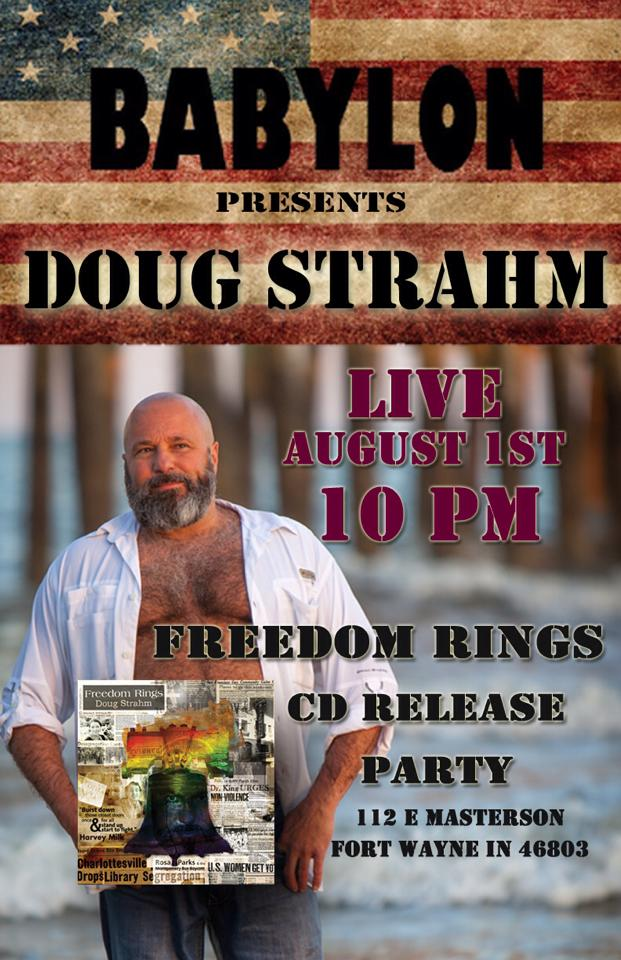 Doug Strahm Release Party